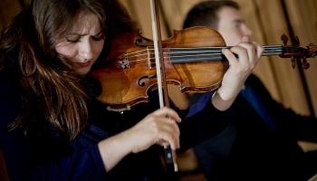 Скрипачка Элина Букша: В Латвии мне не хватает воздуха