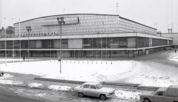 15. aprīlis. 1970. gadā ekspluatācijā nodeva Rīgas Sporta pili