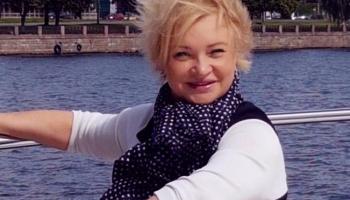 Людмила Вевере: жить надо полной грудью