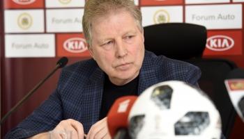 Александр Старков: Латвия любит футбол
