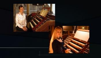 Latvija - ērģeļu zeme. Studijā - ērģelnieces Larisa Bulava un Ilona Birģele