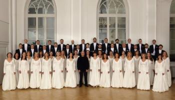 """Valsts akadēmiskais koris """"Latvija"""" Garīgās mūzikas festivāla koncertos"""