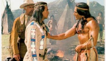 Raidījums par indiāņiem, veltīts Goiko Mitiča 80.gadu jubilejai