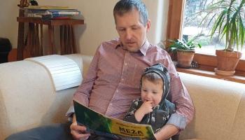 Ko tu tagad lasi? Klausītāji stāsta par grāmatām uz naktsgaldiņa. 9. stāsts