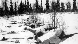 """Otrais pasaules karš: Ieskats cikla """"Satumsums"""" raidījumos. Norises 1940.gadā sākumā"""
