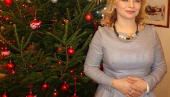 Monika Michaliszyn: Rodacy! Pamiętajcie,że jesteście Ambasadorami polskości na Łotwie