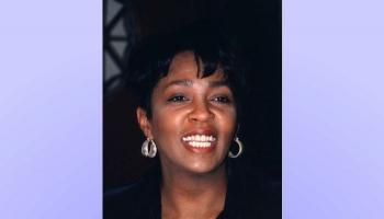 Amerikāņu dziedātāja - trīs oktāvu balss īpašniece Anita Beikere