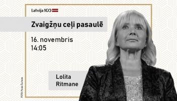 Komponiste Lolita Ritmane