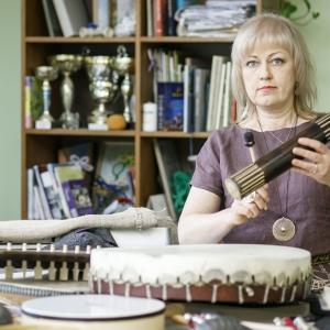 Dziedātāja un vokālā pedagoģe Igeta Ozoliņa