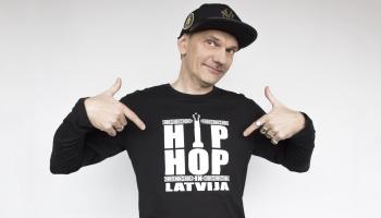 Hiphopa kultūras deju saimē – ap piecdesmit nosaukumu!