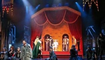 """Nacionālajam teātrim - 100! Marks Tvens """"Princis un ubaga zēns"""""""
