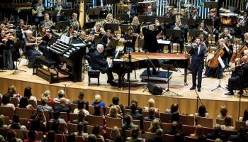 """Ventspils koncertzāles """"Latvija"""" atklāšanas koncerts"""