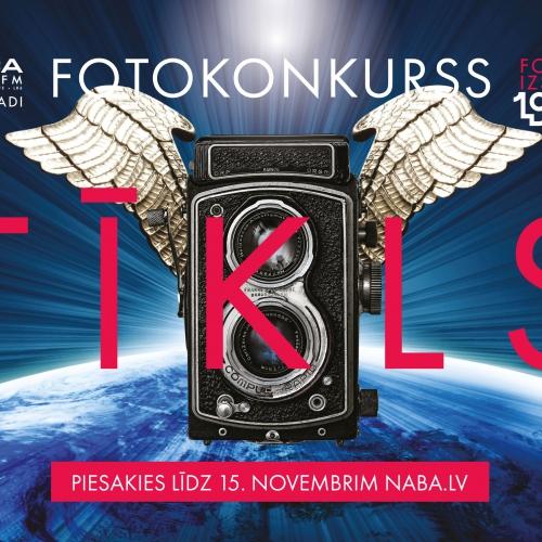 """Radio NABA aicina piedalīties fotokonkursā """"TĪKLS"""""""