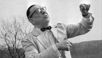 """Marģera Zariņa oratorija """"Mahagoni"""" (1965) - daudznozīmīgs politisks vēstījums"""