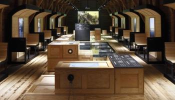 Alūksnes Bānīša stacijas muzejā noris ceļojums laikā un telpā