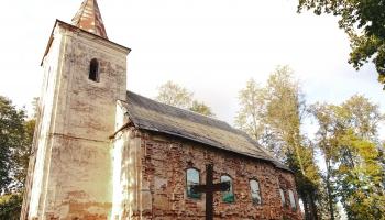 Кирхи - забытое сакральное наследие Даугавпилсского края
