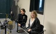 """Kopā ir vieglāk. Lienes Lindes un Armanda Zača dokumentālās filmas """"Klātbūtne"""" pirmizrāde"""