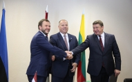 Baltijas valstis turpina ciešu trīspusējo sadarbību reģionālās drošības jautājumos