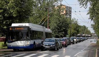 Galvaspilsētas infrastruktūras sakārtošanas plāni un satiksmes mierināšana
