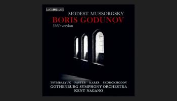 "Modesta Musorgska opera ""Boriss Godunovs"" (1869. gada versija)"