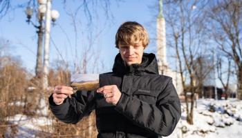 Latvijas Dēkaiņi #12 - Edgars Peļņa