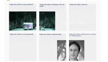 """Festivāla """"Homo novus"""" viesis - franču mākslinieks Filips Kens"""