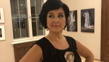 Latvijas Radio kora dziedātājas Kristīnes Barkovskas izvēle