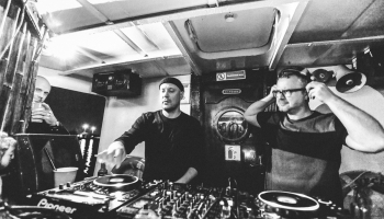 Taran & Lomov live from Das Boot party
