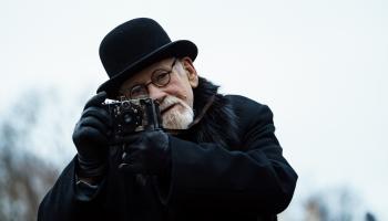 """""""Doktora Kaligari kabineta"""" simtgade un Dāvja Sīmaņa topošā filma """"Gads pirms kara"""""""