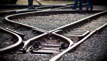 В Лиепайском порту открыт новый участок железнодорожной ветки