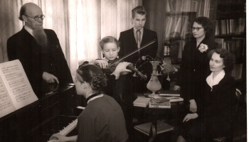 Graubiņu dzimta: No teicējām Grievaltā līdz mūzikas balvu laureātēm mūslaikos