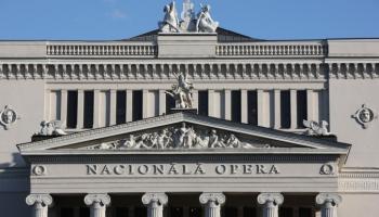 Латвийская Национальная Опера: 100-й сезон в юбилейный год страны
