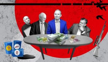 """#47 Liecinieks: Ventspils grupējums lika """"i ministrus, i prezidentus"""""""