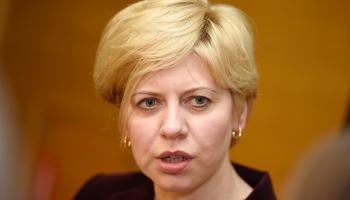 LR korespondente Laura Dzērve par Čakšas preses konferenci
