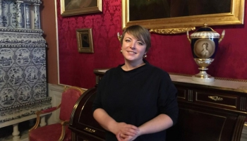 Laura Lūse: Rundāles pils pavērusi pavisam citu pasauli