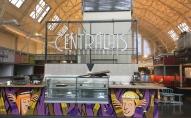 Gastro tirgus: atpūta Centrāltirgū, ēdienu cenu pievilcība