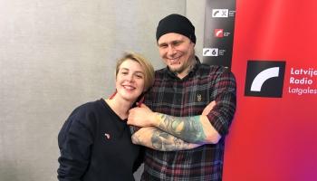 Preiļu tetovētājs un permanentā meikapa meistare - Arturs un Olga