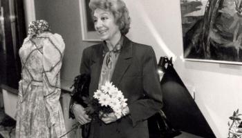 """Atceramies Elzu Radziņu 104. dzimšanas dienā. Radiokompozīcija """"Nekur tā neiet kā teātrī"""""""