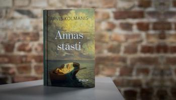 """Arvis Kolmanis pēta sievietes dabu grāmatā """"Annas stāsti"""""""