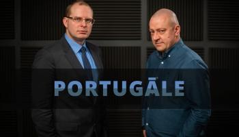 Portugāle. Viena no vecākajām valstīm Eiropā, šobrīd prezidējošā valsts ES Padomē