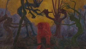 Antans Žmuidzinavičs. Bēdas. 1906. gads