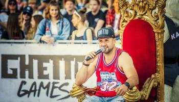 "Раймонд Элбакян: ""Эта медаль - самая высокая награда для всего ""Ghetto Games"""""