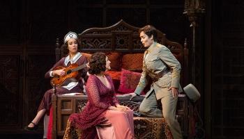 "V.A. Mocarta ""Figaro kāzas"" Ņujorkas Metropoles operā"