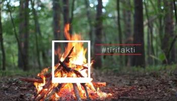 Tīri Fakti Ep. 1: Pasaule nav liesmās