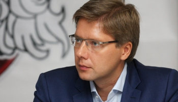 Nils Ušakovs dalās domās par Eiropas kultūras galvaspilsētas gadā paveikto