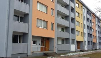 Daudzdzīvokļu ēku siltināšana: Liepājas pieredze