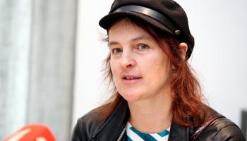 RIXC Mākslas un zinātnes festivāla kuratore Rasa Šmite: Mēs gribam zaļo atmaskot!
