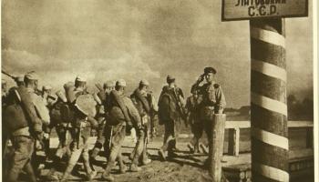 3. augusts. Lietuva pirmā no Baltijas valstīm kļūst par padomju sociālistisko republiku