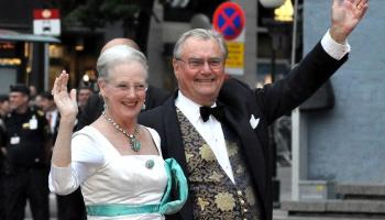 14. janvāris. Par Dānijas karalieni kļūst Margrēte II