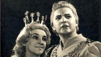 """Vēsturisks ieraksts! Arvīda Žilinska opera """"Zelta zirgs"""" (1965. gada ieskaņojums)"""